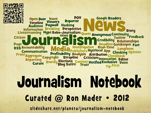 Journalism Notebook