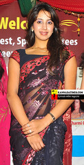 South Actress SANJJANAA Photos Set-7 (23)