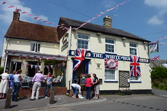 """Diamond Jubilee street party • <a style=""""font-size:0.8em;"""" href=""""http://www.flickr.com/photos/80046288@N08/7345973224/"""" target=""""_blank"""">View on Flickr</a>"""