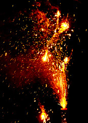 July 4, 2012 - Small Fireworks