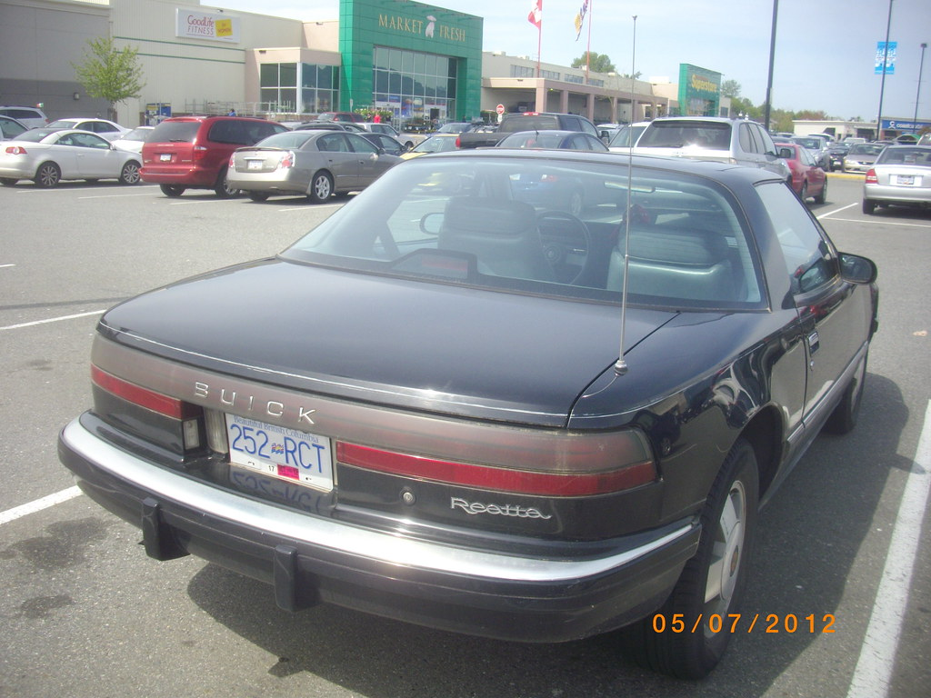hight resolution of 1988 buick reatta foden alpha tags buick mapleridge reatta 252rct
