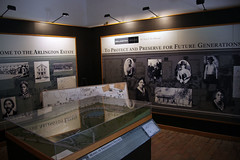 Slavery exhibition 01 - South Slave Quarters -...