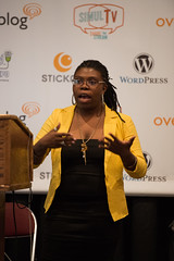 LaShanda Henry Speaking at BlogWorld & New Med...