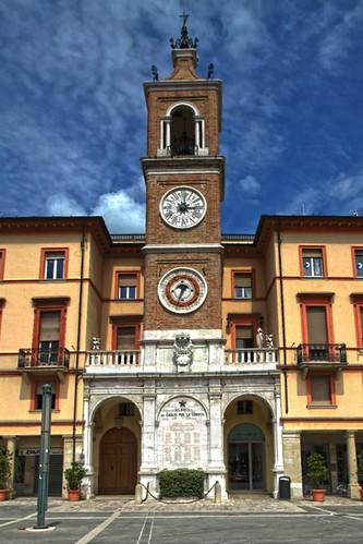 Rimini Altstadt