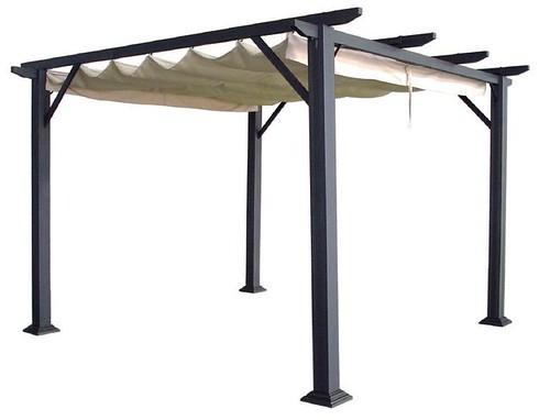 pergolas de aluminio aditamento ideal para jardines y terrazas l pergolas pergola jardin pergolas baratas
