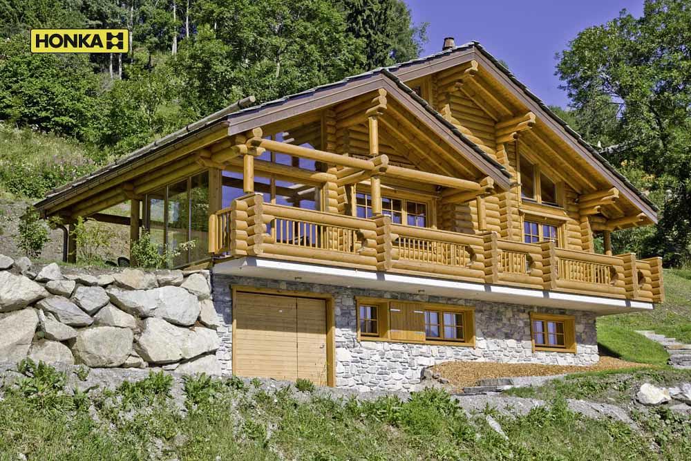 Chalet Maison Bois Beautiful Fabulous Prix Chalet Pioneer