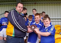 Presentation Dromore Shield Winning Captains