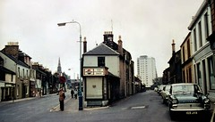 """Montgomery Street circa 1970 • <a style=""""font-size:0.8em;"""" href=""""http://www.flickr.com/photos/36664261@N05/8005387552/"""" target=""""_blank"""">View on Flickr</a>"""