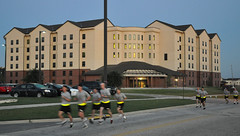82nd Airborne Division 6-Story Barracks