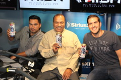 Billy Dee Williams on the Covino & Rich Show