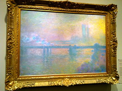 Charing Cross Bridge, London, Claude Monet, 1901