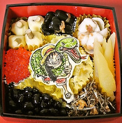 "One Piece Bento 4 • <a style=""font-size:0.8em;"" href=""http://www.flickr.com/photos/66379360@N02/8429714148/"" target=""_blank"">View on Flickr</a>"