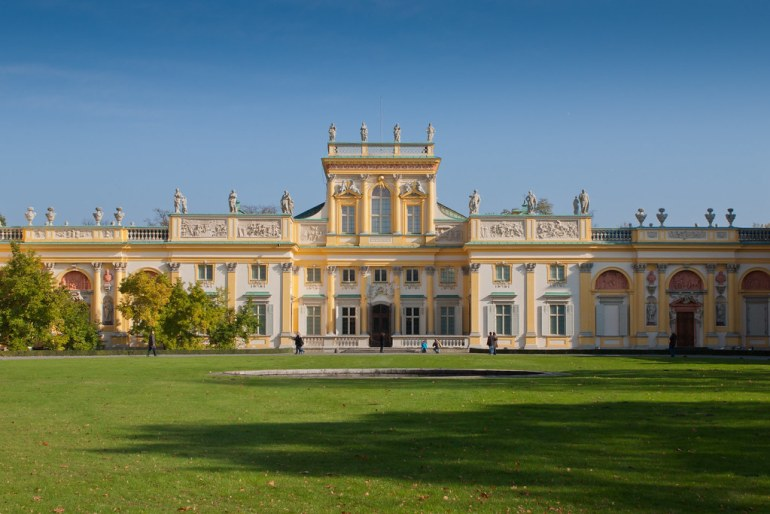 A Weekend in Warsaw Travel Guide - Wilanow Palace, Warsaw