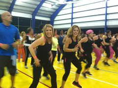 """Zumbathon • <a style=""""font-size:0.8em;"""" href=""""http://www.flickr.com/photos/88683916@N03/8091039999/"""" target=""""_blank"""">View on Flickr</a>"""