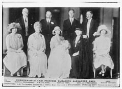 Christening of H.R.H. Princess Elizabeth Alexa...