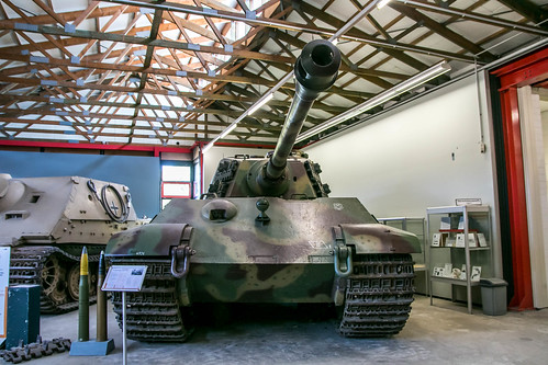 """Panzermuseum Munster • <a style=""""font-size:0.8em;"""" href=""""http://www.flickr.com/photos/91404501@N08/29408556436/"""" target=""""_blank"""">View on Flickr</a>"""