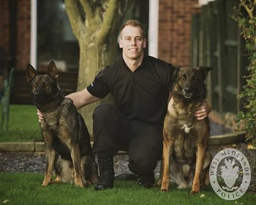 Day 310 - West Midlands Police - Retiring poli...