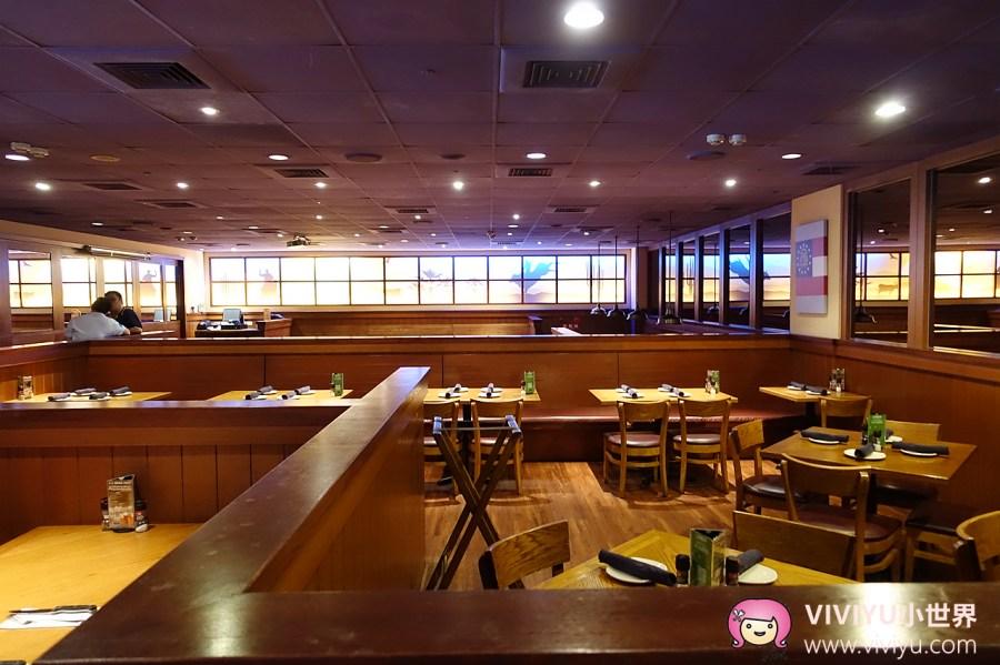 """[台北.美食]American Steakhouse 美式牛排館.""""捷運小巨蛋站旁""""~商業午餐較划算 @VIVIYU小世界"""