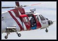 Rescue Helicopter over Deception Bay-9=