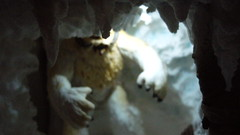 """Wampa Cave diorama • <a style=""""font-size:0.8em;"""" href=""""http://www.flickr.com/photos/86825788@N06/8362686672/"""" target=""""_blank"""">View on Flickr</a>"""