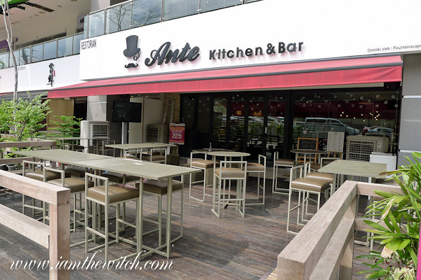 Ante Kitchen and Bar