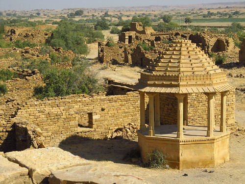 Kuldhara Village History In Hindi