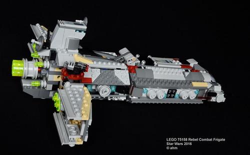 Star Wars Lego 75158 Rebel Combat Frigate A Photo On