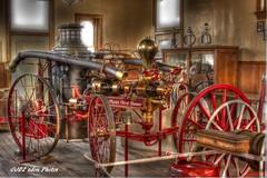 Elgin,Illinois Fire Museum