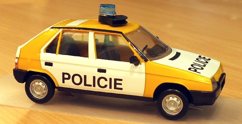Smer Skoda Felicia Policie 1-28 rid