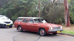 Holden Kingswood Stationwagon