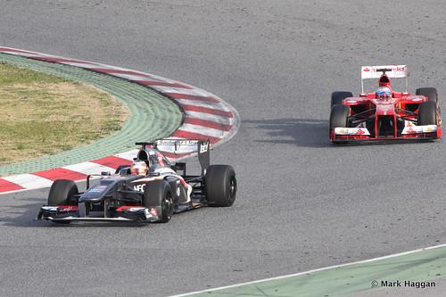 Formula One Winter Testing, 3rd March 2013