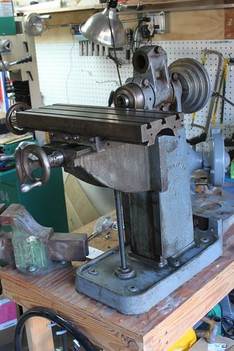 Benchmaster Mill