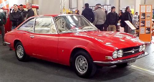 Moretti Fiat 124