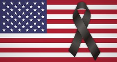 In memory of the victims of the terrorist atta...