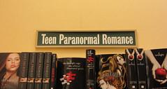 Esto es un género en Barnes & Noble...