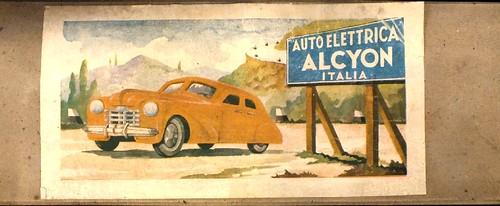 Alcyon auto elettrica