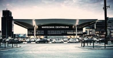 dworzec centralny by Radek Kołakowski, on Flickr