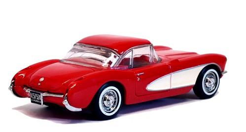 12 Dinky Corvette 1956