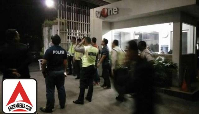 #Terkini: Teror Bom tvOne dari Telepon