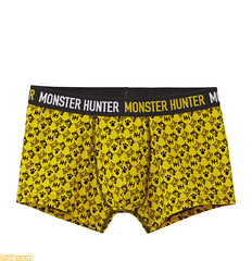 """Monster Hunter Briefs 12 • <a style=""""font-size:0.8em;"""" href=""""http://www.flickr.com/photos/66379360@N02/8691449459/"""" target=""""_blank"""">View on Flickr</a>"""