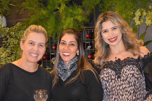 Claudinha, Aline e Neidimar