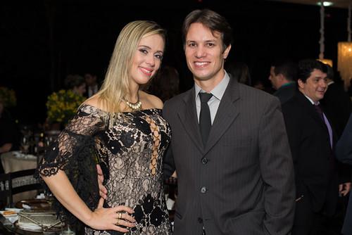 Aline e Thiago Salles