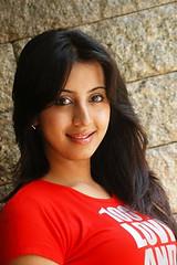 South Actress SANJJANAA Photos Set-4 (18)