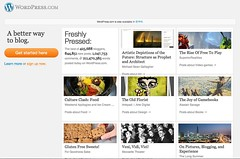 Freshly Pressed WordPress: My blog