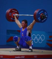 Martin Tesovic (Slovakia) - London 2012 Olympi...