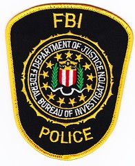 FED - Federal Bureau of Investigation Police