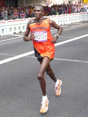 Stephen Kiprotich of Uganda
