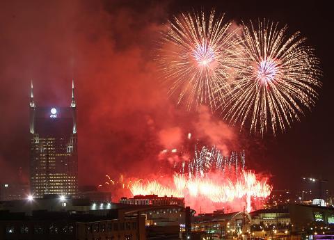 nashville fireworks 2
