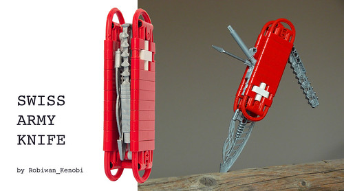 Swiss Army Knife on Cuusoo
