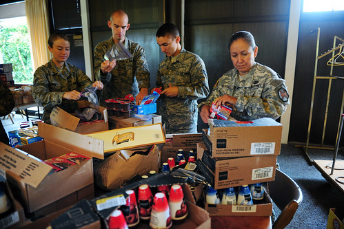 Operation Care and Comfort care packages